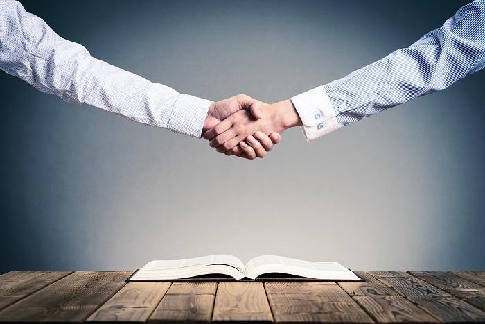 ●海外メーカーとの契約ってどうすればいいの?