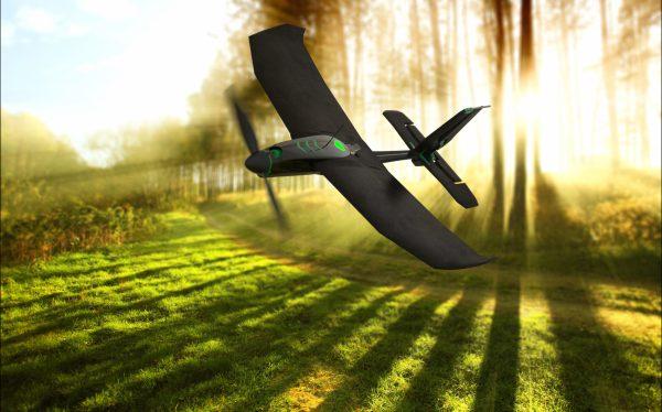 本日よりMakuakeにて「飛行機ドローン」を発表しました